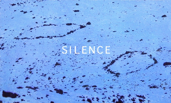 silence © George Logan