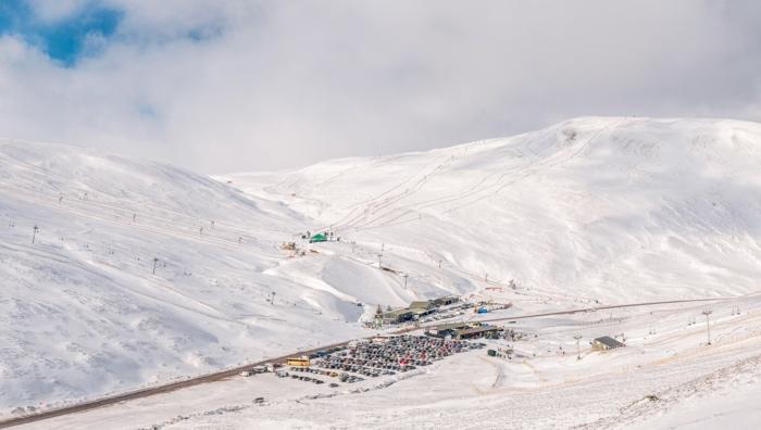 ski centre glenshee